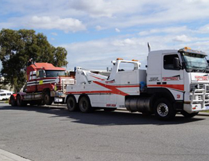 call perth heavy tow today for fast response
