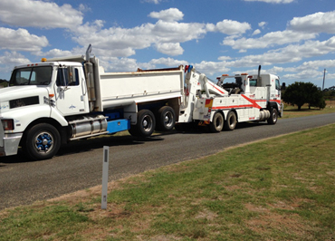 4 tonne towing trucks