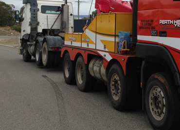 we can provide heavy haulage
